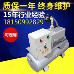 绵阳真空泵负压站移动真空泵站XD100真空泵