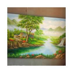如何选择油画挂画_海南油画挂画公司哪家专