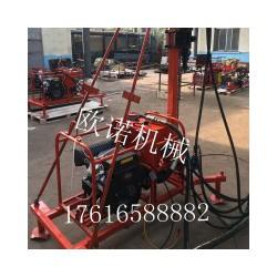 新疆石油勘探钻机 人抬式山地钻机质量好操作简便易懂