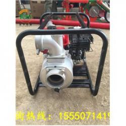 4寸抽水泵 汽油抽水泵 多功能排污灌溉抽吸