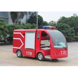 舟山电动消防车|朗晴|厂家直销|电动消防车
