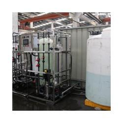 吴江市超滤滤设备/化纤印染中水回用设备/反渗透设备