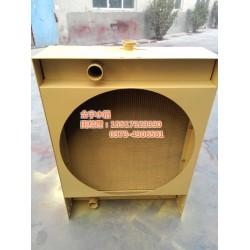 福田雷沃欧豹920拖拉机散热器、金宇水箱