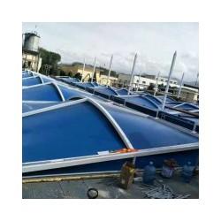 西安反吊膜 污水池膜,污水池密封,反吊膜加盖除臭厂家