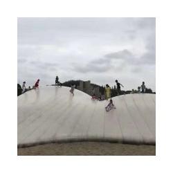 新疆充气膜,气膜体育馆——靓晟泰充气膜结构