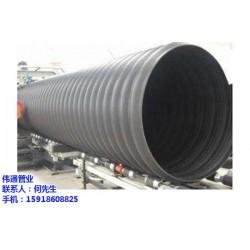 钢带PE螺旋管厂家、番禺钢带PE螺旋管、伟通