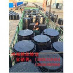 苍山县给水球墨铸铁管价格 机制球墨铸铁井