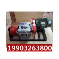 8吨电缆牵引机绞磨 电力机动绞磨机 绞磨机牵引电缆