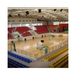 立美建材优质的篮球场木地板新品上市——篮