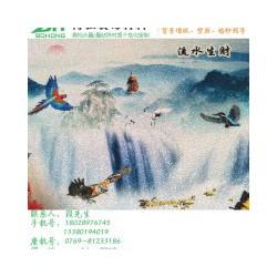 河南水晶珠墙纸_广东优质水晶珠墙纸