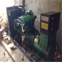萝岗区柴油发电机回收行情