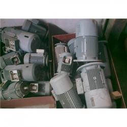 兴平Y系电动机回收;兴平Y系报废电动机回收