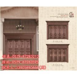 工程铜门价格_年年祥铜门简单精致_浙江铜门