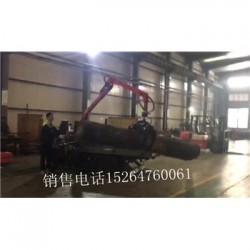 杭州履带搅拌罐车1.8立方 自走式履带抓木机