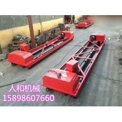 自走滚筒式水泥路面整平机 定制混凝土路面三辊轴摊铺机