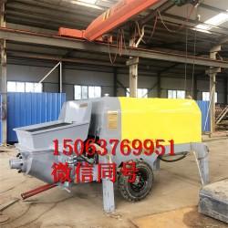 二次构造柱泵浇筑上料机 混凝土输送泵 二次结构浇筑机