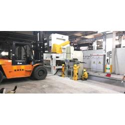 明通集团:三步解决国内大型冲床设备安装服务