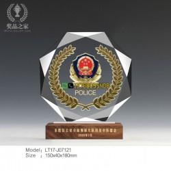 警 察荣休纪念品 基层民警退休纪念品 公安干部退休纪念品