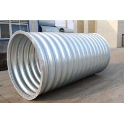 直径500金属波纹管涵 整装波纹涵管