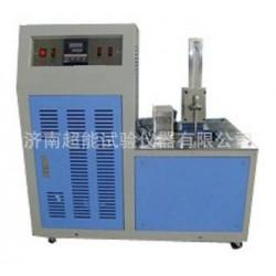 橡胶低温脆性测定仪CDWJ-60_多试样低温脆化试验机