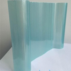 河南钢边透明瓦价格 郑州钢边采光板厂家