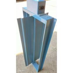 烤房设备专用自动控制排湿冷风门