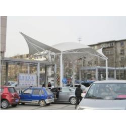 监利膜结构车棚维修 汽车棚建造 监利停车棚膜结构厂家