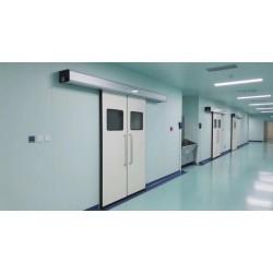 钢制洁净门  生产定做洁净室钢质门厂家 医用镀锌钢板