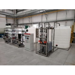 太仓超纯水设备 电镀行业用水设备 纯水设备
