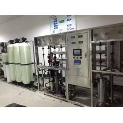 太仓反渗透设备 电镀行业纯水设备 软化水设备