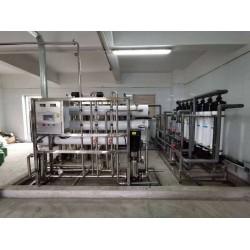 太仓水处理设备 纺织厂生产用水设备 中水回用设备