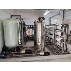 太仓纯水设备 纺织厂废水处理设备 中水回用设备