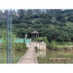 深圳罗湖周边哪里有春节游玩地方-好玩又实惠的大朗万荔生态园