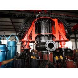 2寸口径潜水渣浆泵 高扬程
