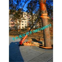 树木扶正机 电线杆扶正器 园林专用扶树器