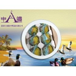 海鸭蛋价格行情 价位合理的双黄海鸭蛋北海