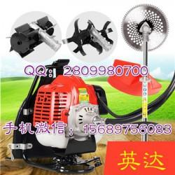 英达——全新款式锄草机——开沟汽油松土机