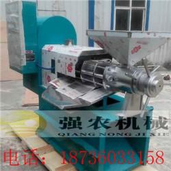 瑞昌芝麻榨油机厂家小型螺旋榨油机视频