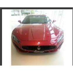 2014款玛莎拉蒂GT