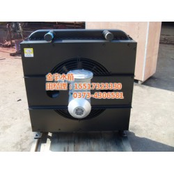 福田雷沃欧豹700拖拉机大孔低温水箱,金宇水
