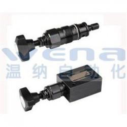 DBDS20P10/50直动式溢流阀厂家无锡温纳