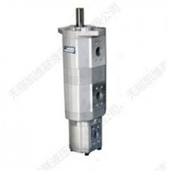 CBQLT-F550/F532/F416-AFP,三联齿轮油泵