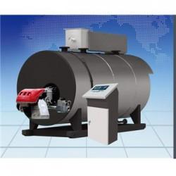 内蒙古包头工程供暖用4吨燃气热水锅炉厂家