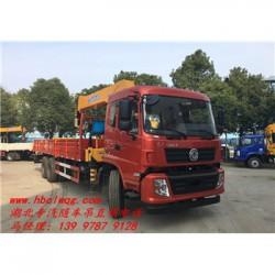 河南省新乡市国五12吨东风随车吊厂家价格